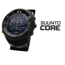 Suunto Core All Black Military Outdoor Sports Watch SS014279010 New 2016 - $275.00