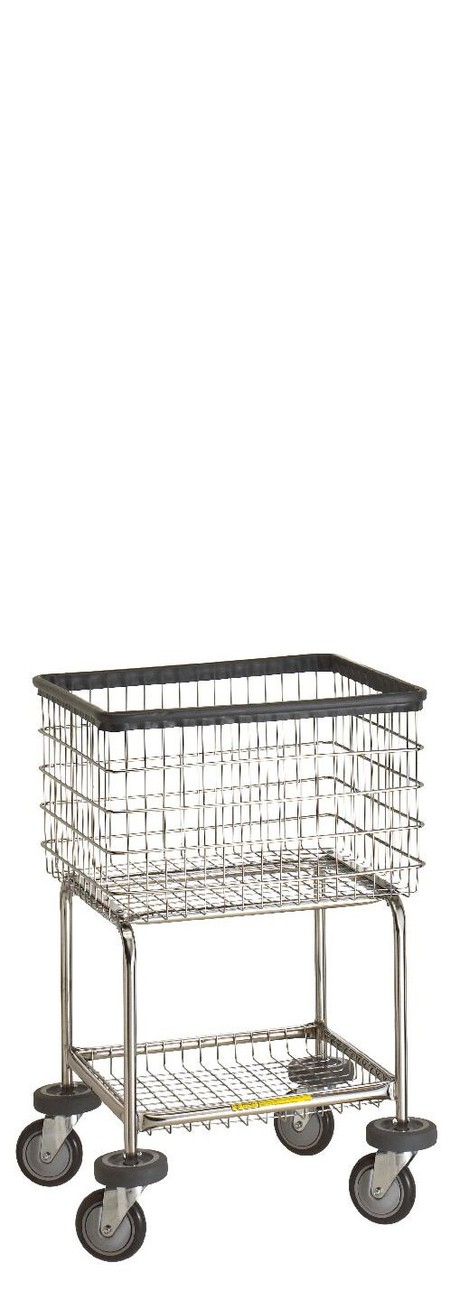 Deluxe Elevated Laundry Cart Model Number 300G