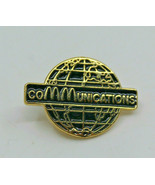 McDonalds Communications Globe World Map Employee Collectible Pinback Pi... - $13.40