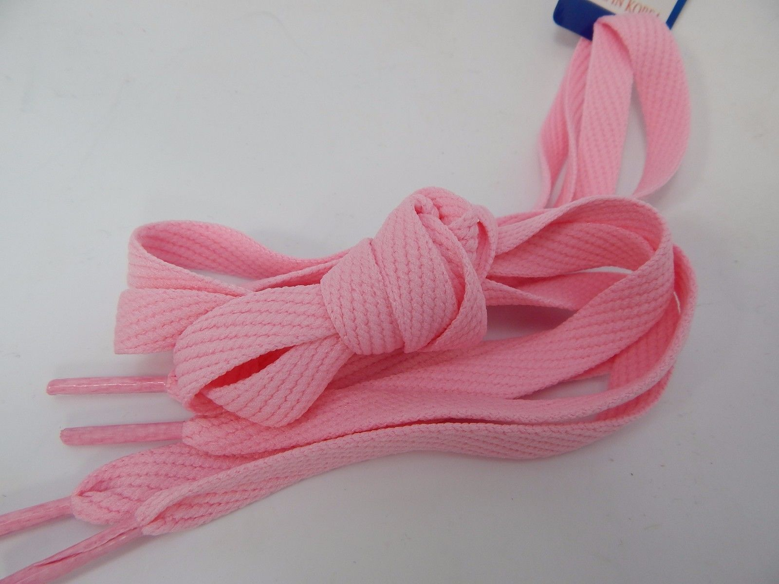 """Pink Skate Board Fat Shoe Laces 45"""" in inches Skater Pink"""