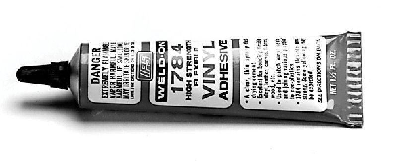 Air-Cushion Bumper Adhesive Model Number 62