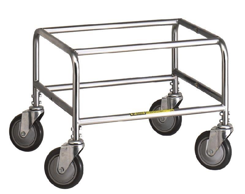 Standard Tubular Base w/Casters (for 100 series carts) Model Number 100C