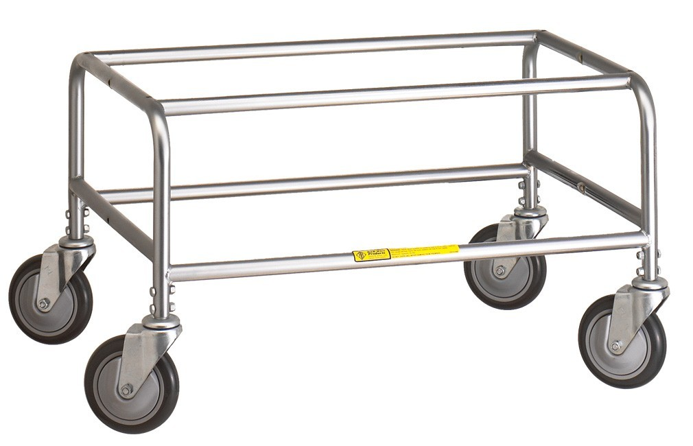Large Tubular Base w/Casters (for 200 series carts) Model Number 200C