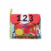 Manhattan Toy Farmer's Market Soft Activity Book Baby Toy - $17.99