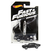 NEW 2014 Hot Wheels 1:64 Die Cast Car Fast & Furious '70 Dodge Charger R... - €12,79 EUR