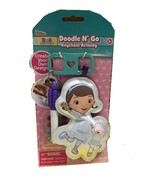 DOODLE N' GO KEY CHAIN ACTIVITY - CREATE YOUR OWN DESIGN - DESIGN WITH M... - $11.39