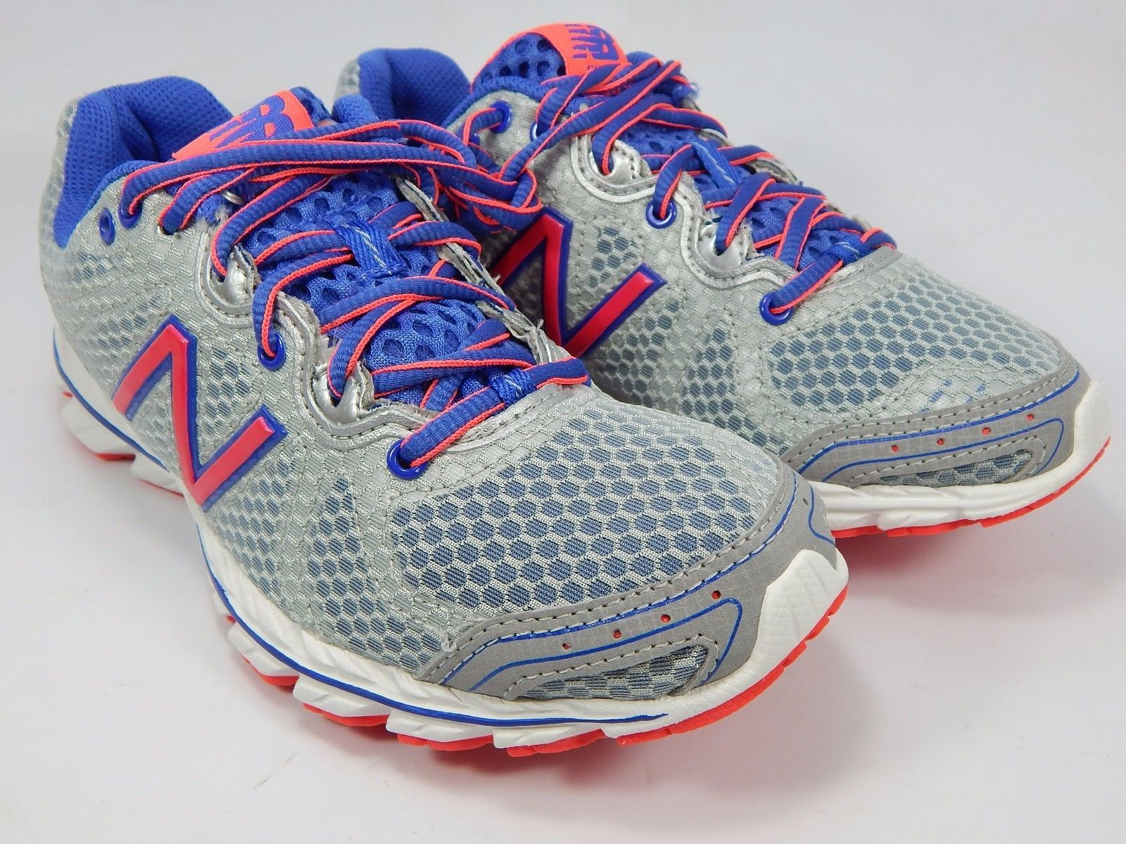 New Balance 590 v2 Women's Running Shoes Size US 6 M (B) EU 36.5 Silver W590SB2