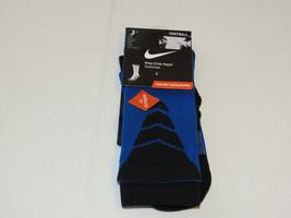 Nike womens S 4-6 Elite Vapor Cushioned Football Socks Comfort Accelerat... - $25.73