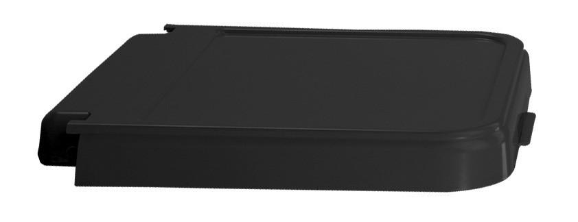 ABS Crack Resistant Replacement Lid, Black Model Number 602N