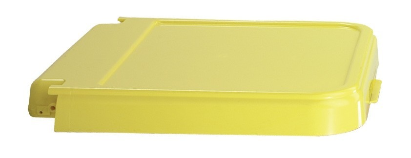 ABS Crack Resistant Replacement Lid, Yellow Model Number 602Y