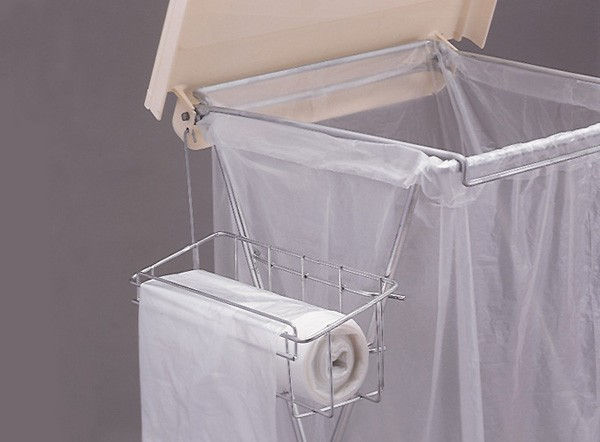 Accessory Basket for 697 & 698 Wire Hampers Model Number 605