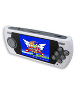 Sega Handheld Arcade Ultimate Genesis Portable System 80 Built In Games - $29.00