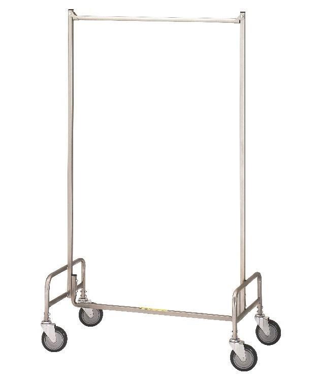 "36"" Single Garment Rack Model Number 703"
