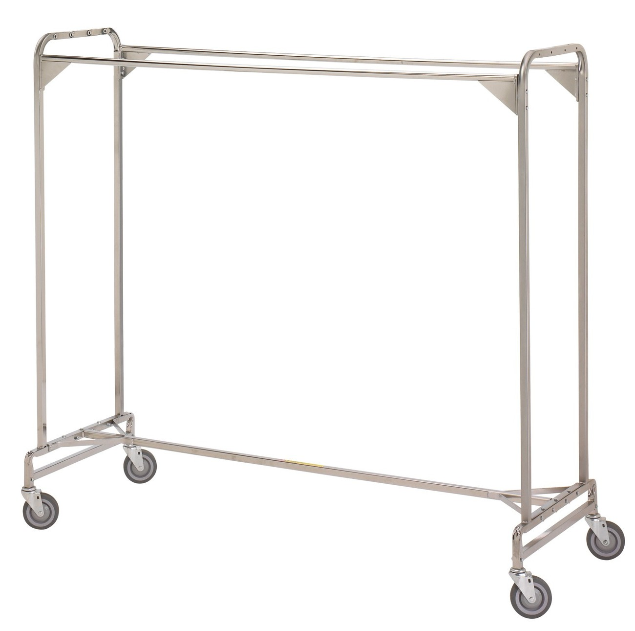 "72"" Double Garment Rack Model Number 722"