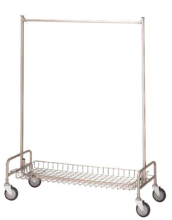 Basket Shelf for 704 Garment Rack Model Number 782