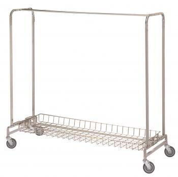 Basket Shelf for 715 & 725 Garment Racks Model Number 783