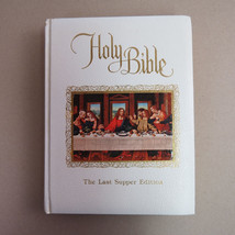 The Last Supper Edition Family Bible HOLY BIBLE  Authorized King James V... - $19.95