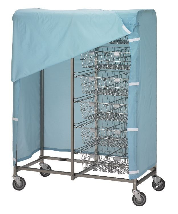 Cover for 1012 and 1014 Resident Item Carts Model Number 1051