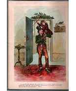 A Christmas Carol and The Holly Tree by Charles Dickens McLoughlin Bros ... - $32.50
