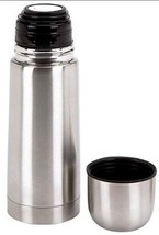 Vacuum Stainless Steel Coffee Bottle Thermos 1 Qt. Travel Bottle - $14.01