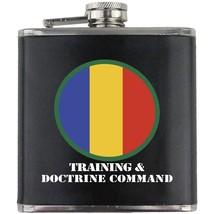 Army Training & Doctrine Command Veteran Full Color Groomsman Gift Leath... - €17,04 EUR