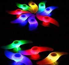 Bike Bicycle Motorcycle Colorful LED Wheel Lights Decoration - 3pcs x w/Rando... image 6