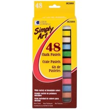 Simply Art Chalk Pastels - $6.85