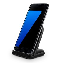 RNDs Fast Charge Wireless Charging Stand (AC Adapter NOT included) (black) - $19.99