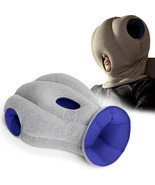 Soft Cloth Ostrich Pillow Mini Travelling Sleep... - $14.92