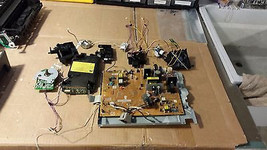 HP RM1-4156 Laserjet P2015dn P2015 Power Supply Board + Many other compo... - $24.00