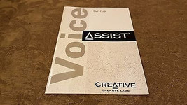 voice assist users guide Creative creatives lab - $10.00