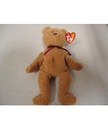 Rare Curly Bear TY Beanie Baby 1993 with 11 Errors New with Mint Tags Re... - $16.63