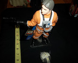 "WEDGE ANTILLES Figure 10"" STAR WARS CLASSIC Shadows of the Empire Applause 97"