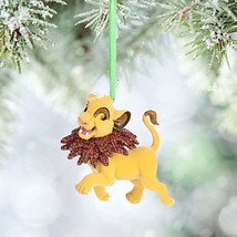 Disney Parks Store - Simba Figural Christmas Ornament - The Lion King - New - $19.69