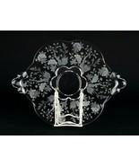 Duncan & Miller Indian Tree Plate Handled Cake Plate, Vintage Elegant Et... - $24.50