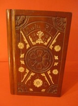 WOODEN BOX Pencil Holder Book Trench Art Us Army Dated 1940 1941 WW2 - $145.00