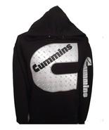 CUMMINS Silver Designd hoodie hooded sweatshirt - $29.99