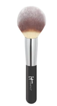 IT Cosmetics Heavenly Luxe Wand Ball Powder Brush #8 Soft Rounded Tapered Brush - $34.95