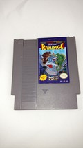 Nintendo NES Data East Rampage Video Game Cartr... - $11.99