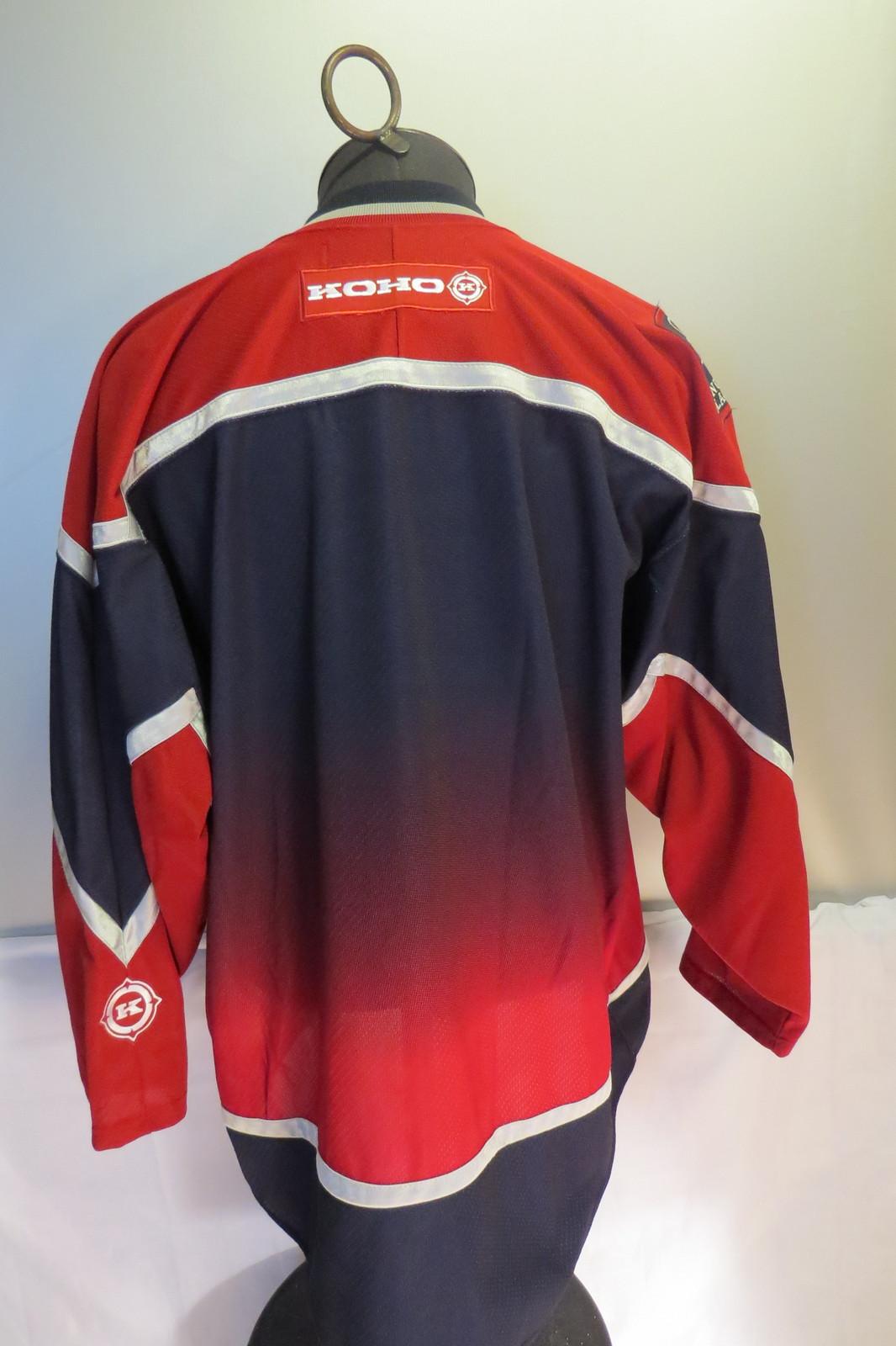 a4517559abd Vancouver Canucks Jersey (Retro) - Alternate 3rd Jersey - By Koho - Men's XL