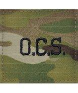 Multicam OCP Rank Insignia Fastener - Office Candidate School OCS - $2.70