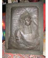 Edward Kemeys  Bronze - # 1 Sitting Bull 1894 w/ Provenance - Rare Piece... - $75,000.00
