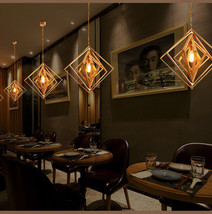 Novelty Bamboo Pendant Adjustable E27 Light Ceiling Lamp Home Lighting Fixtures - $134.25