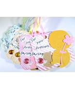 Baby Handmade Tag For Shower Gift, 1 Tag Per Order - $1.50