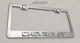 KNS Accessories KC5012 1929-39 Chevrolet California License Plate Frame