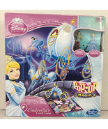 Disney Princess Cinderellas Coach Game Pop Up Magic Age 3+ Hasbro Gaming