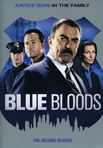Blue Bloods: The Complete Second Season 2 (6 DVD Set) New TV Series