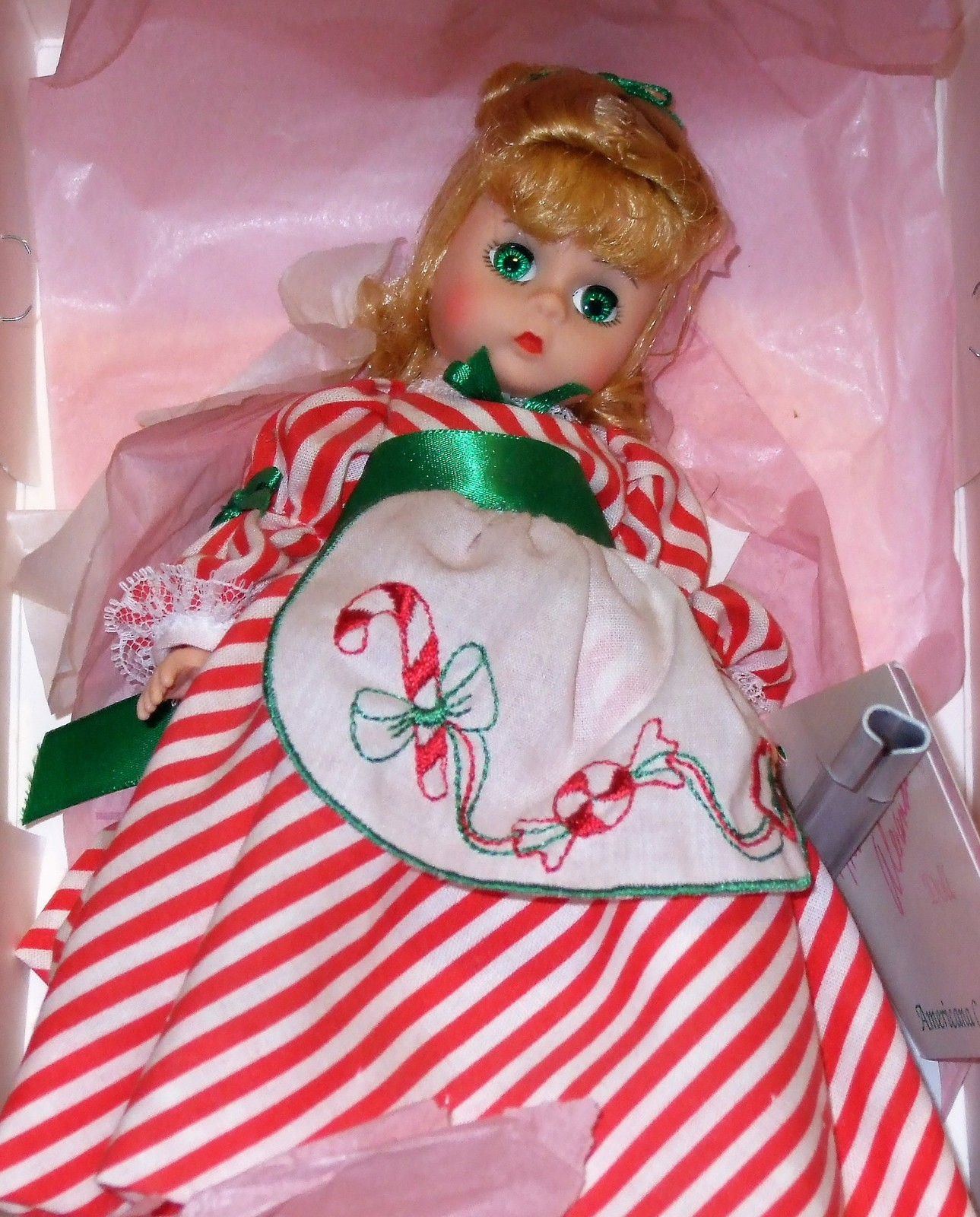 Primary image for Christmas Candy Doll by Alexander Doll Company