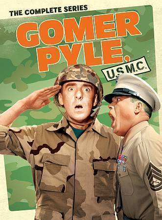 Gomer Pyle U.S.M.C. - The Complete Series DVD Set New Classic TV Seasons
