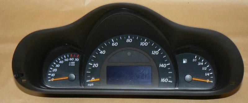 2002 Mercedes Benz E320 Instrument Cluster  6 MONTH WARR